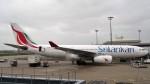 westtowerさんが、パリ シャルル・ド・ゴール国際空港で撮影したスリランカ航空 A330-243の航空フォト(写真)