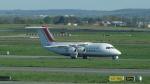 AE31Xさんが、パリ シャルル・ド・ゴール国際空港で撮影したシティジェット Avro 146-RJ85Aの航空フォト(写真)