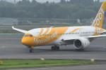 kuro2059さんが、成田国際空港で撮影したスクート 787-8 Dreamlinerの航空フォト(写真)