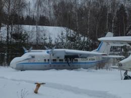 Smyth Newmanさんが、モニノ空軍博物館で撮影したアエロフロート・ソビエト航空 Be-32の航空フォト(飛行機 写真・画像)