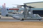 MOR1(新アカウント)さんが、明野駐屯地で撮影したアメリカ海兵隊 MV-22Bの航空フォト(写真)