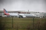 U.Tamadaさんが、ハンブルク・フィンケンヴェルダー空港 で撮影したアメリカン航空 A321-253NXの航空フォト(写真)