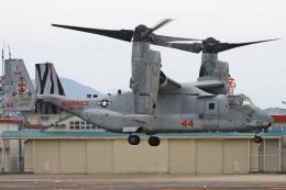 MOR1(新アカウント)さんが、明野駐屯地で撮影したアメリカ海兵隊 MV-22Bの航空フォト(飛行機 写真・画像)