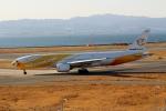ハピネスさんが、関西国際空港で撮影したノックスクート 777-212/ERの航空フォト(飛行機 写真・画像)