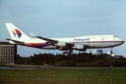 tassさんが、成田国際空港で撮影したマレーシア航空 747-4H6の航空フォト(写真)