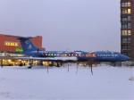 Smyth Newmanさんが、アビアパークで撮影したクラスエアー Tu-134B-3の航空フォト(写真)