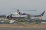 みいさんさんが、高松空港で撮影した四国航空 AS350B3 Ecureuilの航空フォト(写真)
