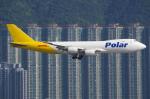 TG36Aさんが、香港国際空港で撮影したポーラーエアカーゴ 747-87UF/SCDの航空フォト(飛行機 写真・画像)