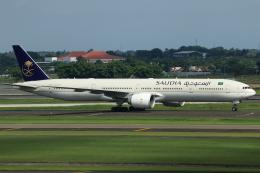 スカルノハッタ国際空港 - Jakarta International Soekarno-Hatta Airport [CGK/WIII]で撮影されたスカルノハッタ国際空港 - Jakarta International Soekarno-Hatta Airport [CGK/WIII]の航空機写真