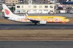 虎太郎19さんが、福岡空港で撮影した中国国際航空 737-89Lの航空フォト(写真)