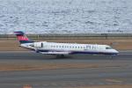 ポン太さんが、中部国際空港で撮影したアイベックスエアラインズ CL-600-2C10 Regional Jet CRJ-702の航空フォト(写真)