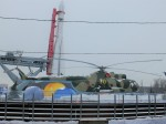 Smyth Newmanさんが、全ロシア博覧センターで撮影したロシア空軍 Mi-8TVの航空フォト(写真)
