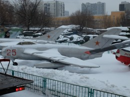 Smyth Newmanさんが、中央軍事博物館で撮影したソビエト空軍 MiG-17の航空フォト(飛行機 写真・画像)