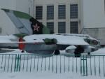 Smyth Newmanさんが、中央軍事博物館で撮影したソビエト空軍 MiG-21SMの航空フォト(写真)