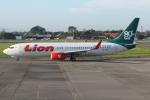 kinsanさんが、アディスマルモ国際空港で撮影したライオン・エア 737-8GPの航空フォト(写真)