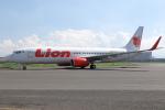 kinsanさんが、フセイン・サストラネガラ空港で撮影したライオン・エア 737-8GPの航空フォト(写真)