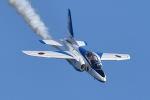 チポさんが、松島基地で撮影した航空自衛隊 T-4の航空フォト(写真)