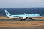 ドラパチさんが、中部国際空港で撮影した大韓航空 787-9の航空フォト(写真)