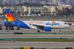 PASSENGERさんが、ロサンゼルス国際空港で撮影したアレジアント・エア A319-111の航空フォト(写真)