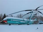Smyth Newmanさんが、モニノ空軍博物館で撮影したアエロフロート・ソビエト航空 Mi-12の航空フォト(写真)