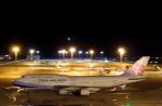 STAR TEAMさんが、中部国際空港で撮影したチャイナエアライン 747-409の航空フォト(写真)