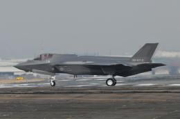 夏みかんさんが、名古屋飛行場で撮影した航空自衛隊 F-35A Lightning IIの航空フォト(飛行機 写真・画像)