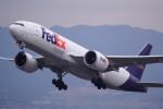 yonsuさんが、関西国際空港で撮影したフェデックス・エクスプレス 777-FHTの航空フォト(写真)