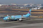 yonsuさんが、羽田空港で撮影した中国東方航空 A330-343Xの航空フォト(写真)