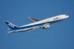 yonsuさんが、羽田空港で撮影した全日空 777-281/ERの航空フォト(写真)