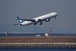yonsuさんが、羽田空港で撮影したキャセイパシフィック航空 777-31Hの航空フォト(写真)