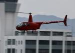 ザキヤマさんが、熊本空港で撮影した日本個人所有 R44 IIの航空フォト(写真)