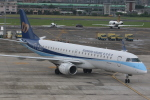 MA~RUさんが、台北松山空港で撮影したマンダリン航空 ERJ-190-100 IGW (ERJ-190AR)の航空フォト(写真)