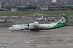 MA~RUさんが、台北松山空港で撮影したエバー航空 ATR-72-600の航空フォト(写真)