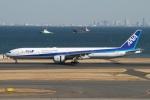 rjジジィさんが、羽田空港で撮影した全日空 777-381の航空フォト(写真)
