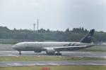 走る男さんが、成田国際空港で撮影した不明 777-200の航空フォト(飛行機 写真・画像)