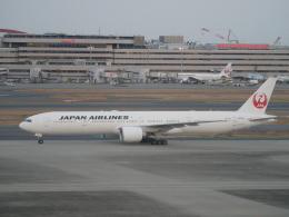 kentaro0918さんが、羽田空港で撮影した日本航空 777-346/ERの航空フォト(飛行機 写真・画像)