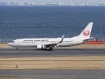 kentaro0918さんが、羽田空港で撮影した日本航空 737-846の航空フォト(写真)