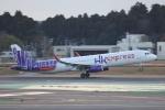 OS52さんが、成田国際空港で撮影した香港エクスプレス A321-231の航空フォト(写真)