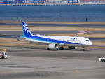 kentaro0918さんが、羽田空港で撮影した全日空 A321-272Nの航空フォト(写真)