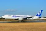 NRT16-34さんが、伊丹空港で撮影した全日空 767-381/ERの航空フォト(写真)