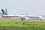 NRT16-34さんが、成田国際空港で撮影したシンガポール航空 787-10の航空フォト(写真)