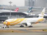 た~きゅんさんが、関西国際空港で撮影したノックスクート 777-212/ERの航空フォト(写真)