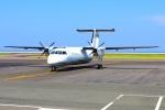 Tomo_mczさんが、大分空港で撮影した国土交通省 航空局 DHC-8-315Q Dash 8の航空フォト(写真)