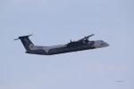 airdrugさんが、成田国際空港で撮影したオーロラ DHC-8-402Q Dash 8の航空フォト(写真)