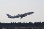 airdrugさんが、成田国際空港で撮影した中国東方航空 A330-243の航空フォト(写真)