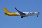 harahara555さんが、成田国際空港で撮影したポーラーエアカーゴ 767-3JHF(ER)の航空フォト(写真)