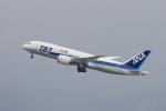 yabyanさんが、羽田空港で撮影した全日空 787-8 Dreamlinerの航空フォト(飛行機 写真・画像)