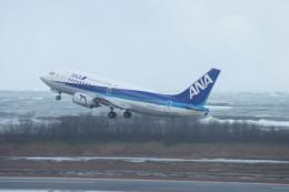 kij niigataさんが、新潟空港で撮影した全日空 737-54Kの航空フォト(写真)