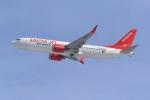 気分屋さんが、成田国際空港で撮影したイースター航空 737-8-MAXの航空フォト(飛行機 写真・画像)
