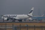 やつはしさんが、成田国際空港で撮影したフィンエアー A350-941の航空フォト(飛行機 写真・画像)